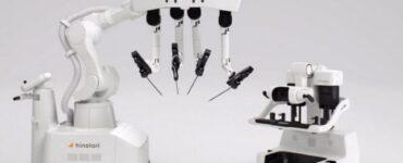 hinotori-surgical-robot