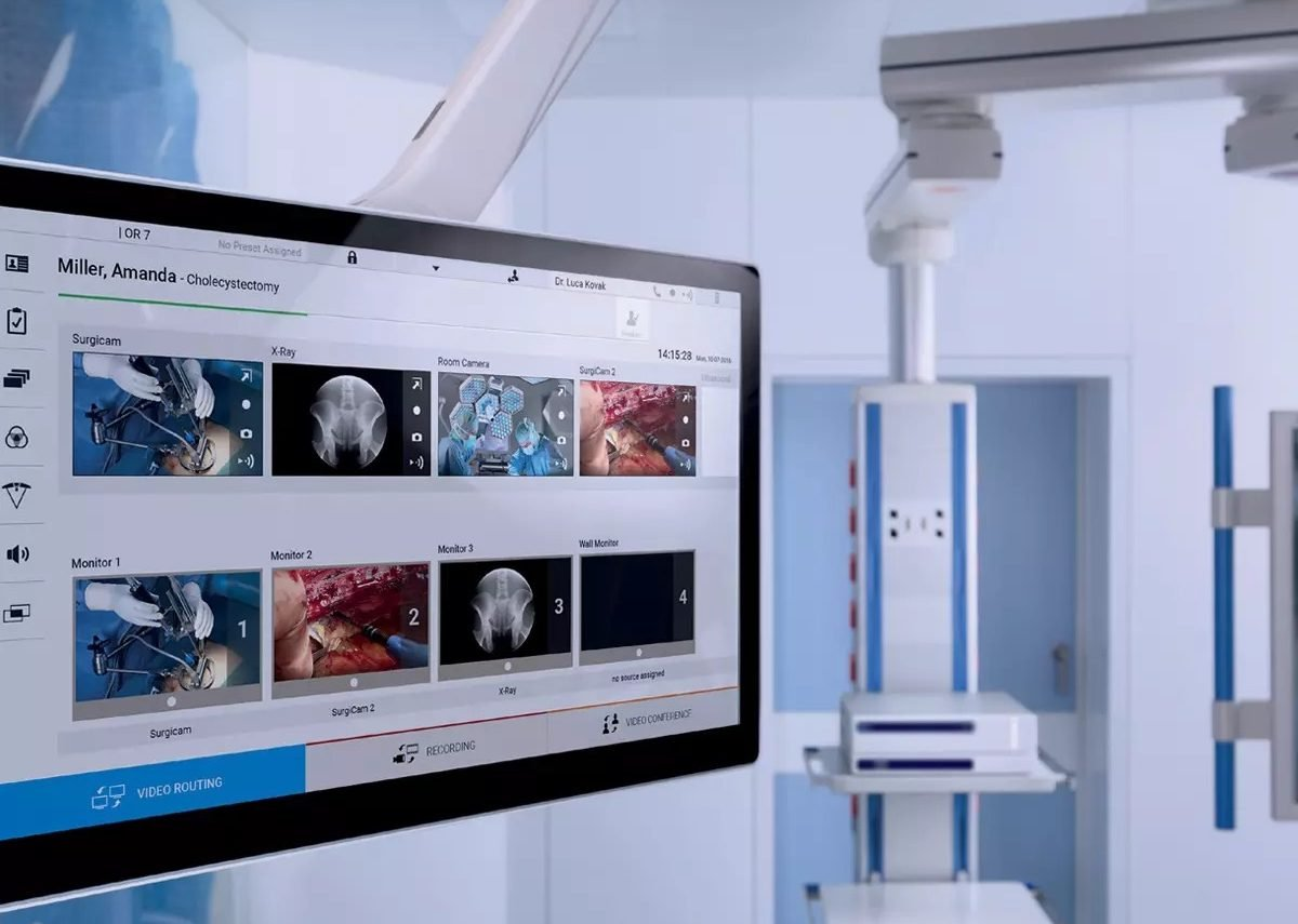 Helion-Video-Integration-System