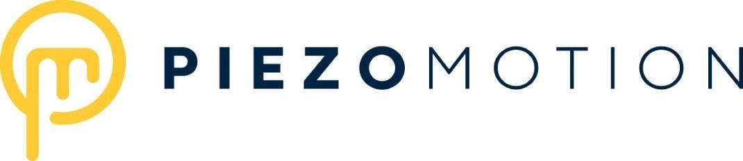 Piezo Motion Logo