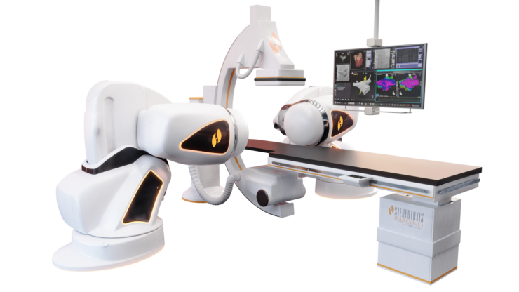 stereotaxis-robotic-surgery-system