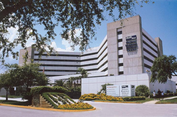 Holmes Regional Medical Center