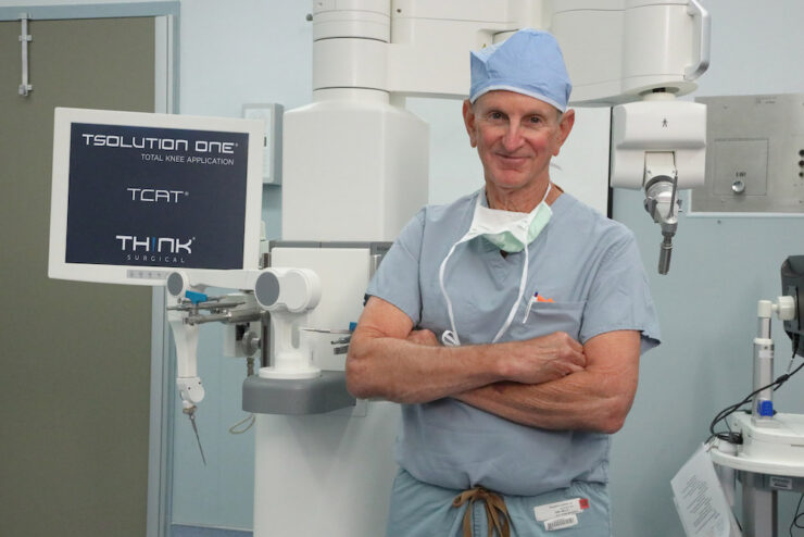 second-generation-surgical-robot